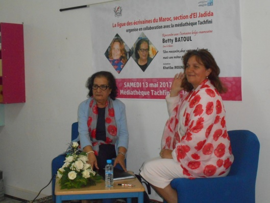 Betty Batoul : sous le signe du coquelicot, un hymne à la vie et à l'amour Dscn6322