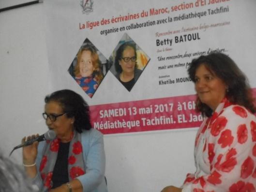 Betty Batoul : sous le signe du coquelicot, un hymne à la vie et à l'amour Dscn6410