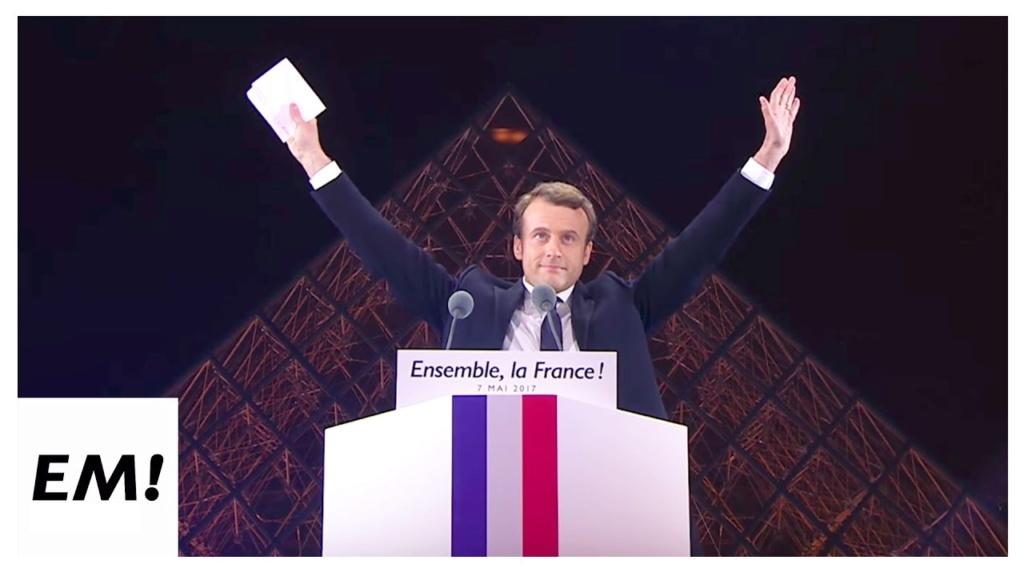 Der Hammer - le Marteau de la Justice de DIEU a frappé ! - Page 2 Macron16