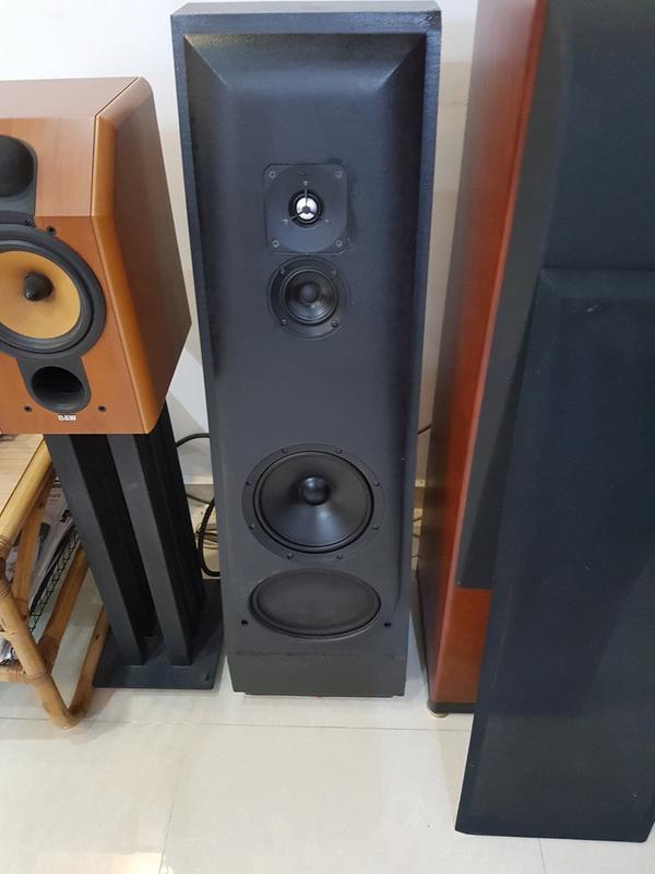 Thiel Cs 2 2 Coherent Loudspeaker Reserved