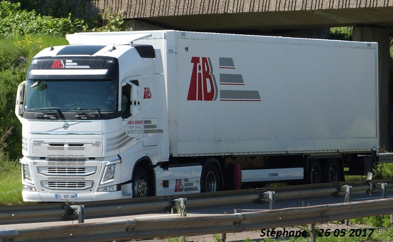 TIB (Transports Isabelle Bourgeois)(Grigny, 69) A_tri305