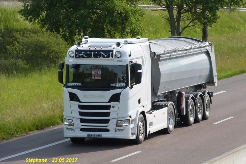 S.T.M (Société Transports Moule)(Pars les Romilly, 10) A_trie10