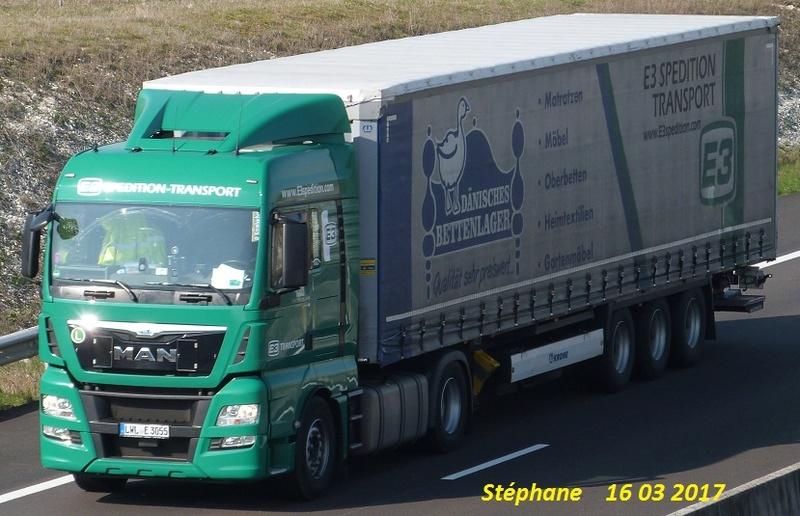 E3 Spedition & Transport (Padborg + Homberg, Allemagne) P1370754