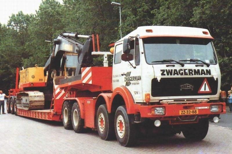 Titan Tractomas ou autres camions spéciaux. Smart103