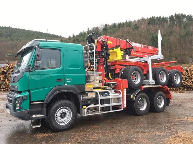 FMX la gamme chantier de Volvo - Page 2 Smart_93