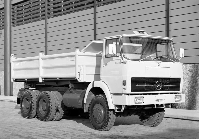 Mercedes cabine Hanomag Smart_95