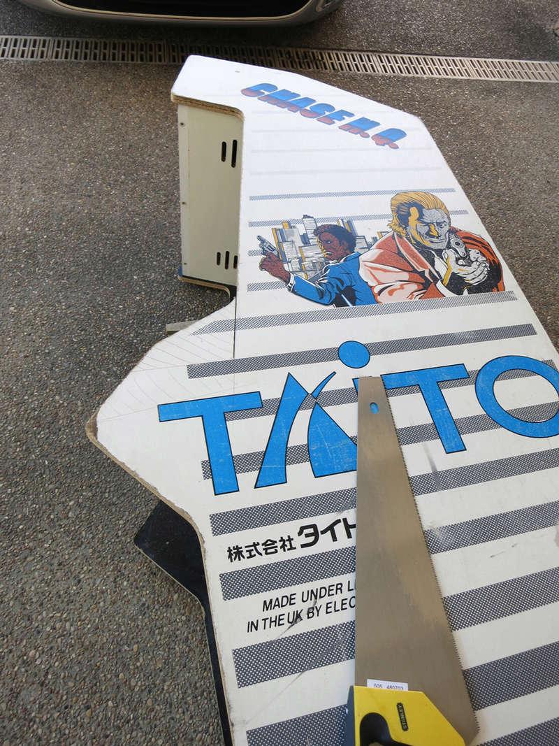 [TERMINÉ] Borne d'arcade Taito Darklvador Img_0310