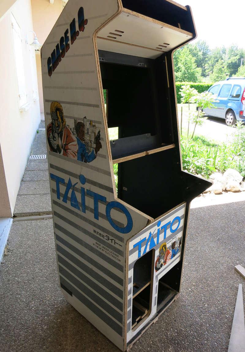 [TERMINÉ] Borne d'arcade Taito Darklvador Img_0311