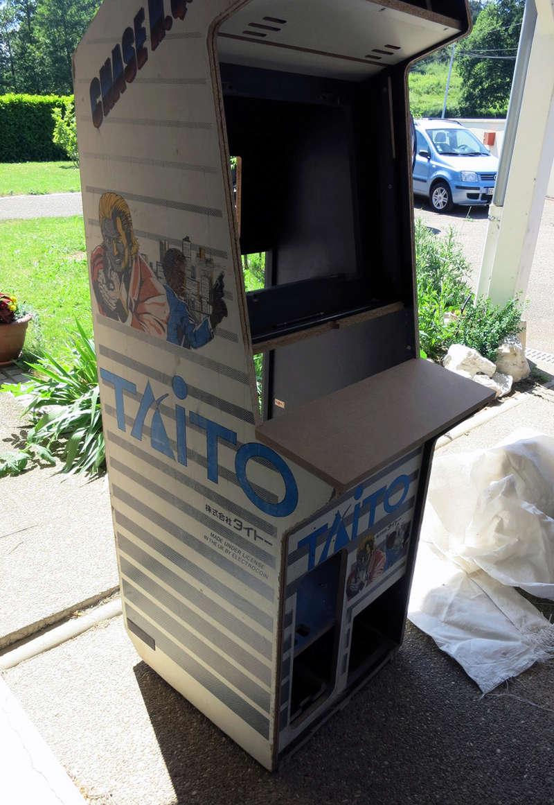 [TERMINÉ] Borne d'arcade Taito Darklvador Img_0313