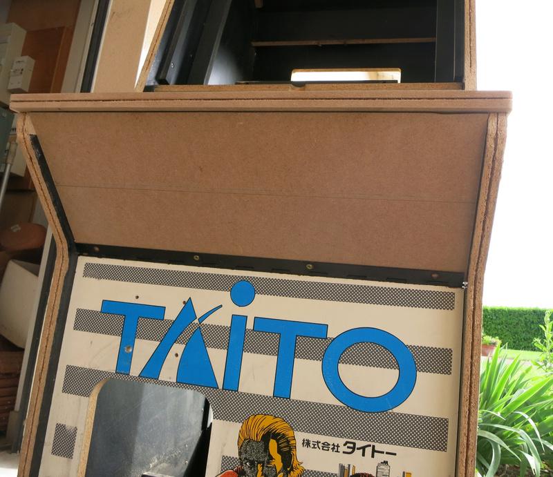 [TERMINÉ] Borne d'arcade Taito Darklvador Img_0316