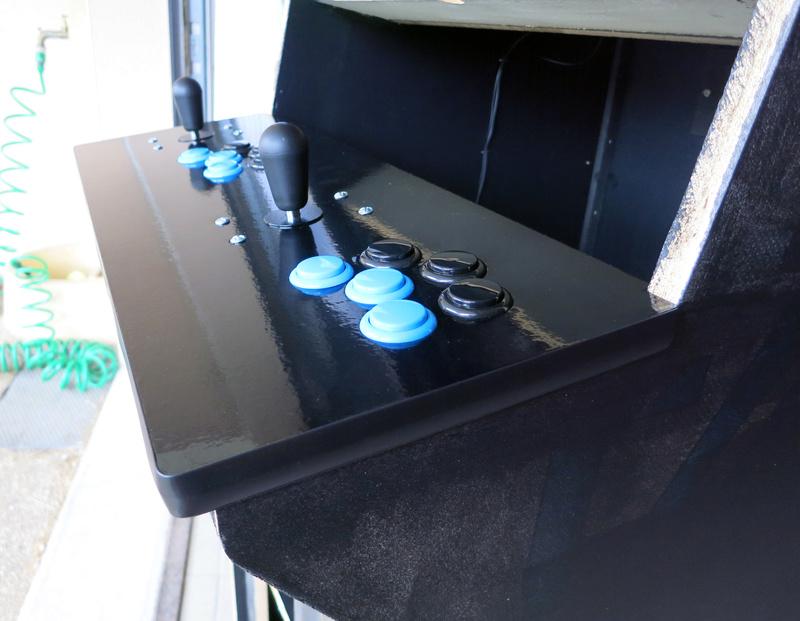 [TERMINÉ] Borne d'arcade Taito Darklvador Img_0336