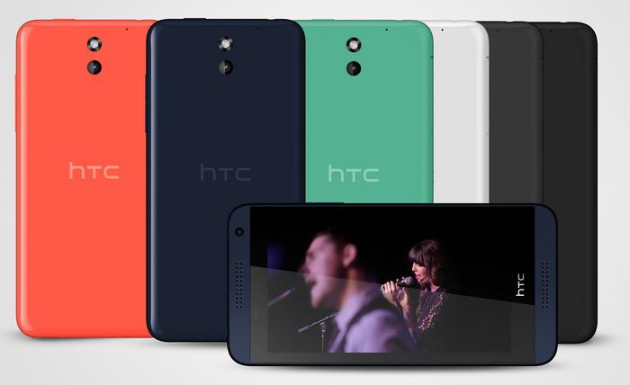 [HTC] annonce le Htc Desire 610 25506710