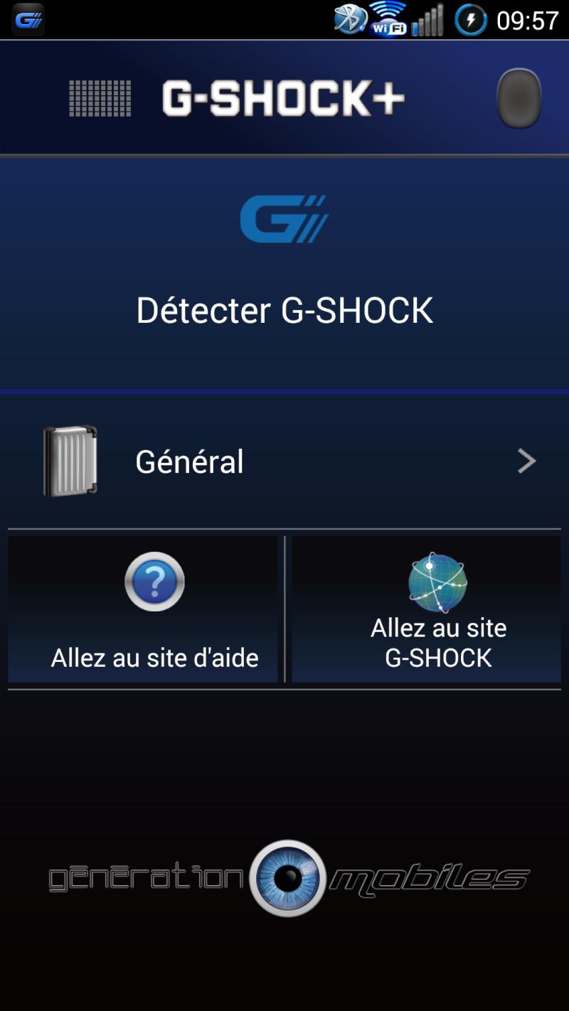 [TEST] Montre Bluetooth CASIO G-SHOCK GB X6900 B Casio_10