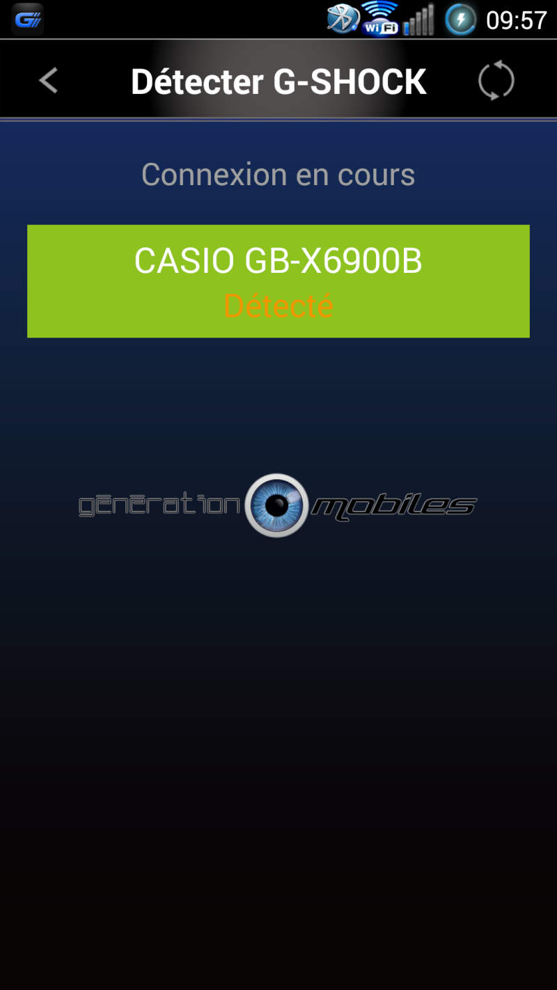[TEST] Montre Bluetooth CASIO G-SHOCK GB X6900 B Casio_11