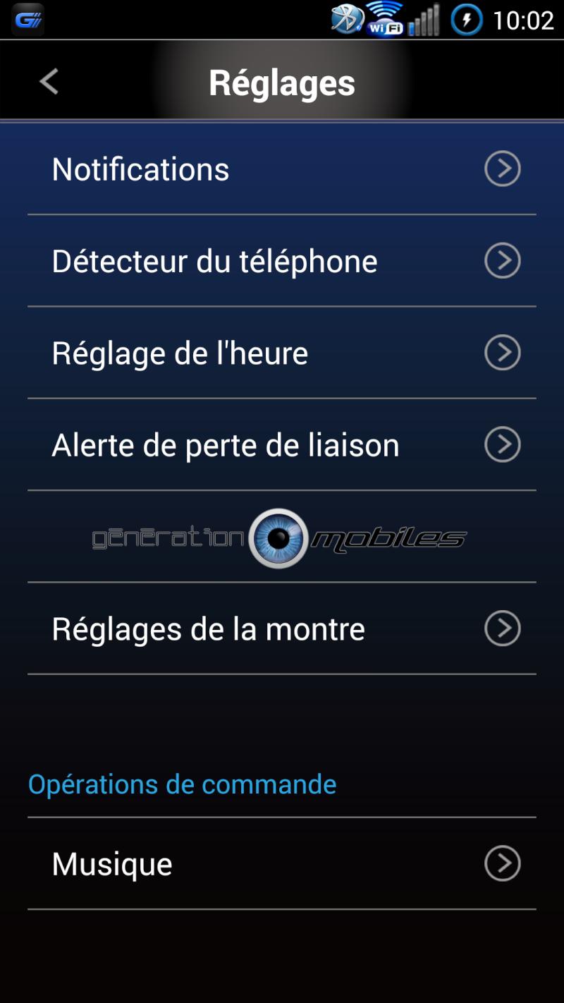 [TEST] Montre Bluetooth CASIO G-SHOCK GB X6900 B Casio_14