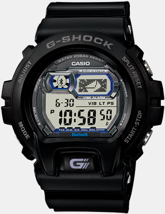 [TEST] Montre Bluetooth CASIO G-SHOCK GB X6900 B Gb-x6910