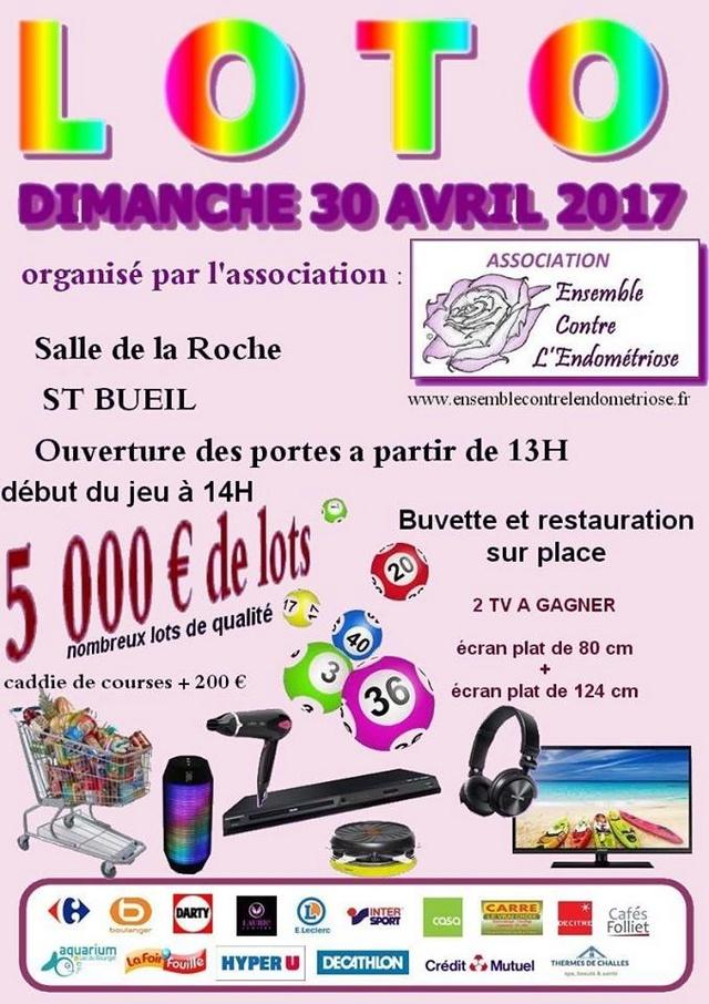 Loto de l'association à St Bueil Loto10