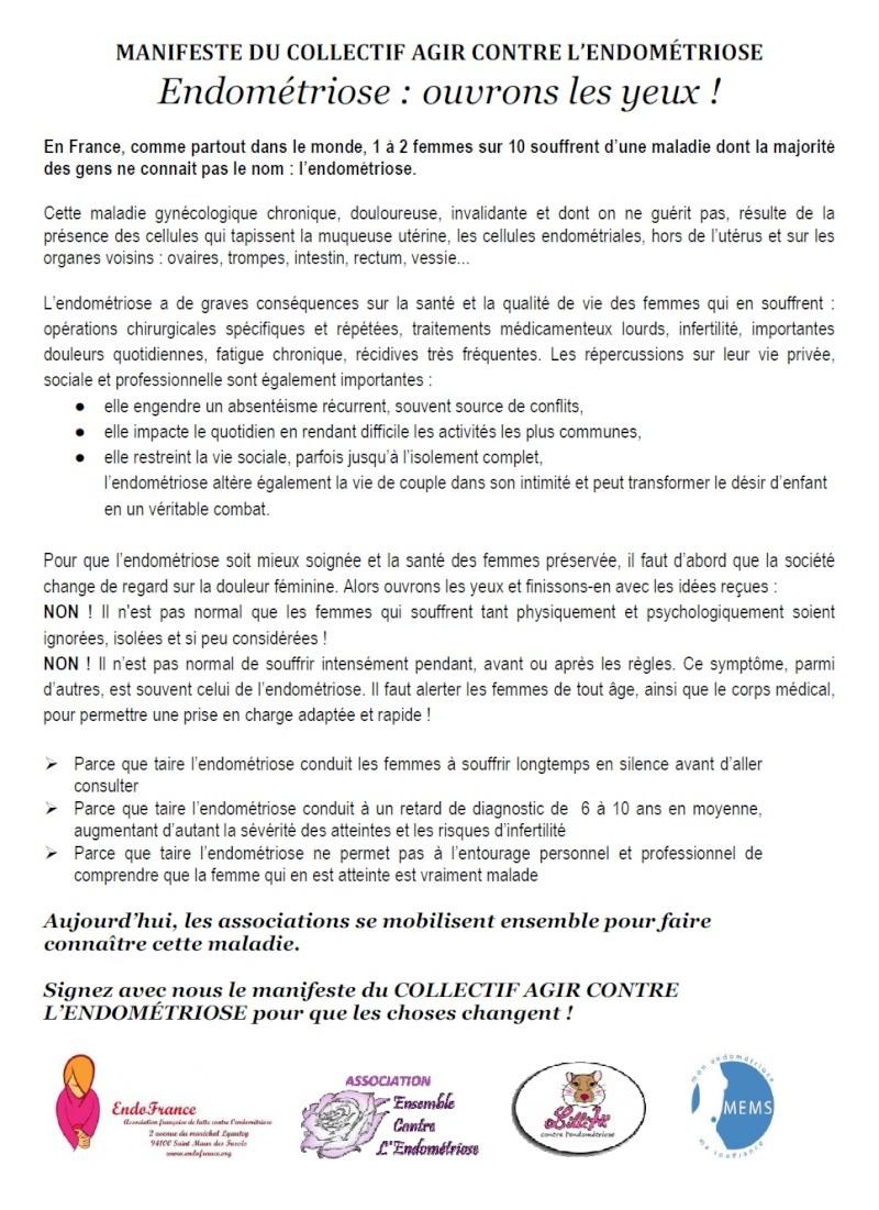 Manifeste a signer pour présentation au ministre des droits de la femme Manife10