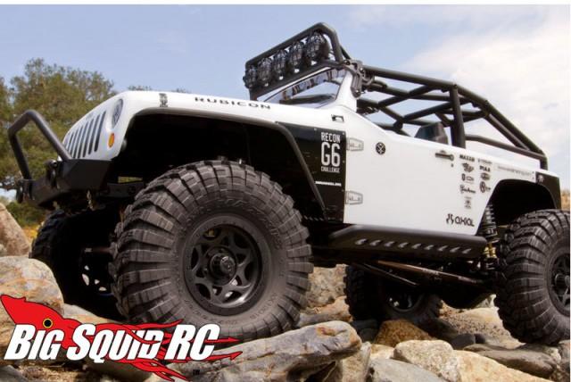 SCX10 Jeep Wrangler G6 Kit Axial_10