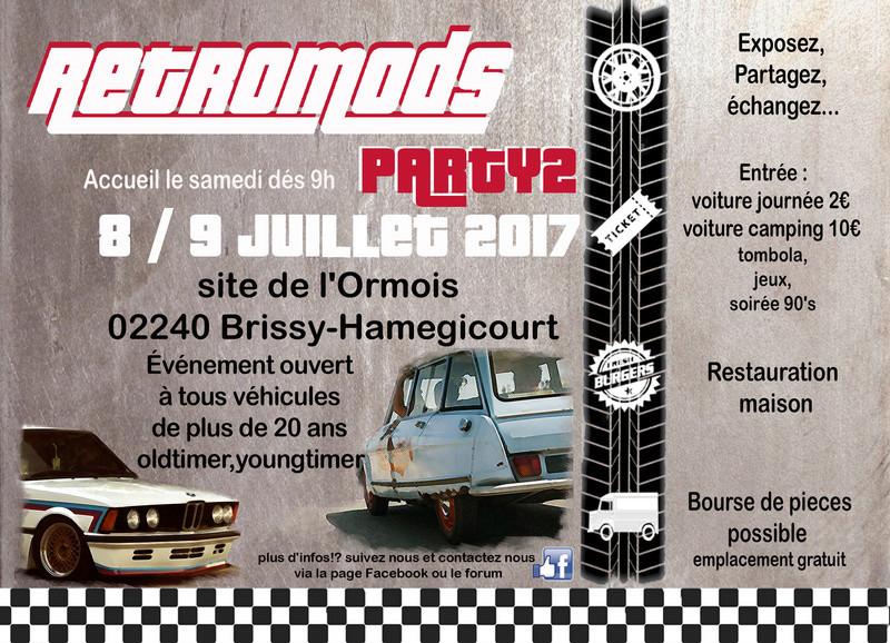 Retromods Party 2 [08/09 Juillet 2017 Brissy-Hamegicourt 02] New11