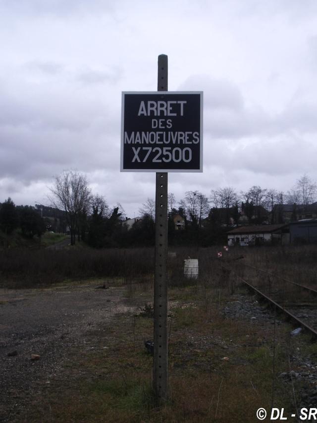 * Pk 590,1 : Gare de Sarlat (24) - Page 2 Imgp2511
