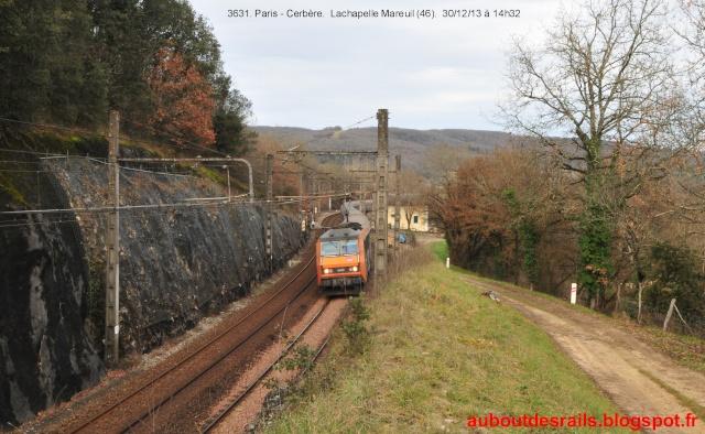 Pk 543,8 : Halte de La Chapelle-de-Mareuil (46) Projet10