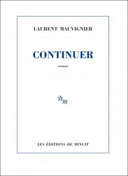 [Mauvignier, Laurent] Continuer Cvt_co11