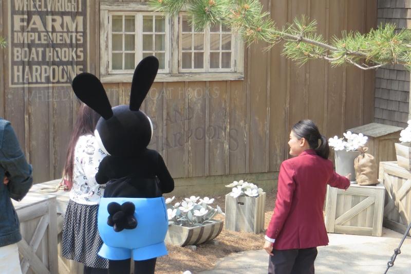 [Tokyo DisneySea] Nouveau Meet & Greet : Oswald the Lucky Rabbit (2014) Img_0912
