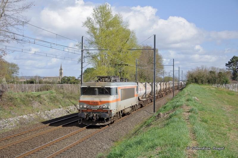 Photos et vidéos de la ligne Bordeaux - Toulouse - Narbonne - Sète (Fil 3) - Page 7 7365he10