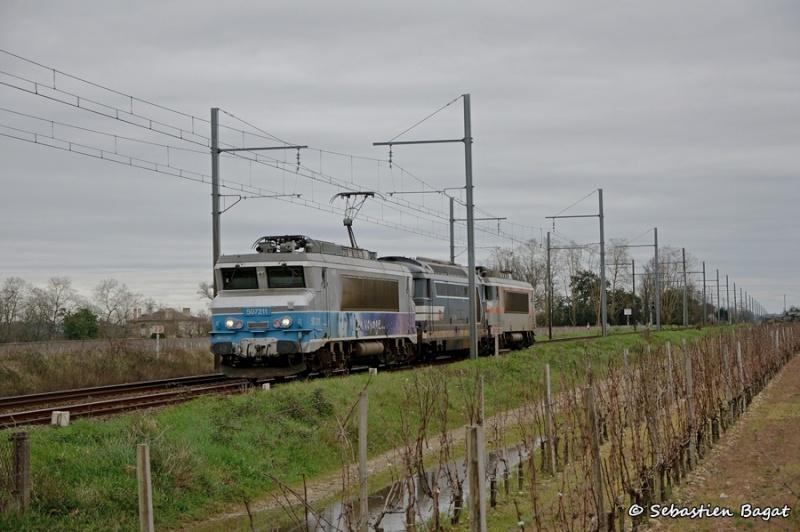 Photos et vidéos de la ligne Bordeaux - Toulouse - Narbonne - Sète (Fil 3) - Page 4 _dsc7012