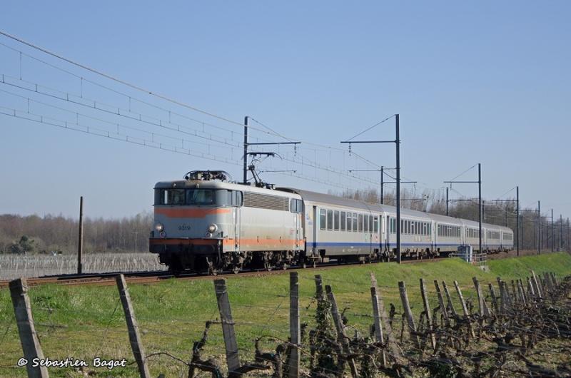 Photos et vidéos de la ligne Bordeaux - Toulouse - Narbonne - Sète (Fil 3) - Page 4 _dsc7112