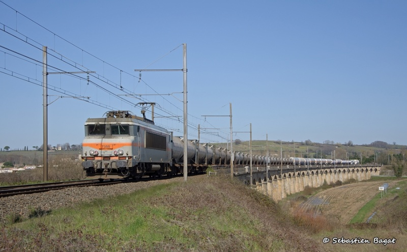Photos et vidéos de la ligne Bordeaux - Toulouse - Narbonne - Sète (Fil 3) - Page 5 _dsc7114