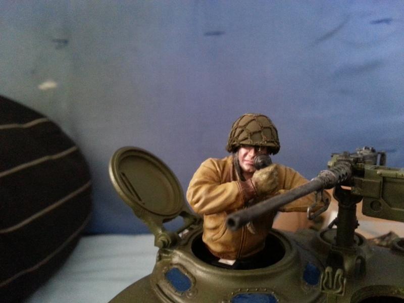 M4 sherman 105mm Howitzer di snake by frogolino 2013-100