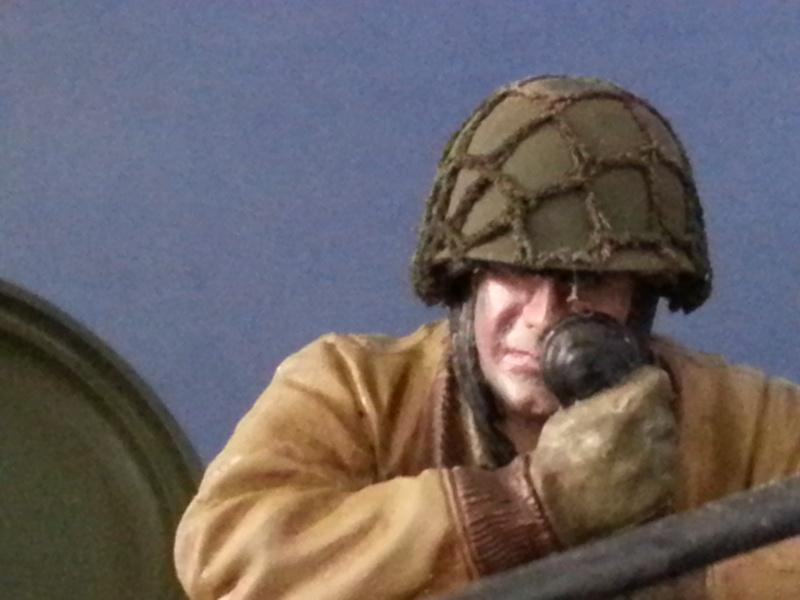 M4 sherman 105mm Howitzer di snake by frogolino 2013-101