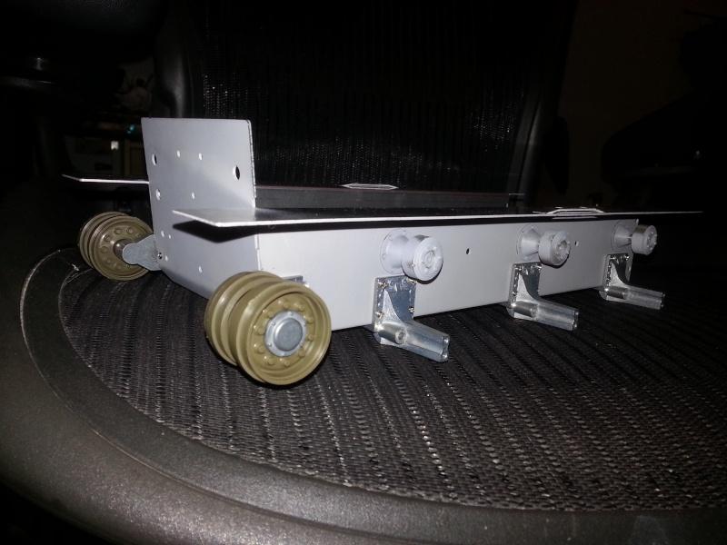 M4 sherman 105mm Howitzer di snake by frogolino 2013-172