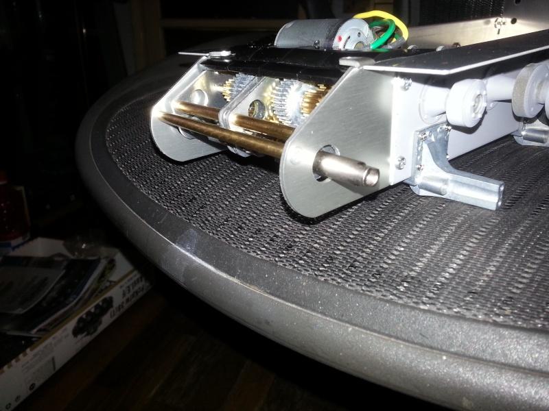 M4 sherman 105mm Howitzer di snake by frogolino 2013-175
