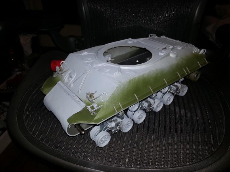 M4 sherman 105mm Howitzer di snake by frogolino 2013-179