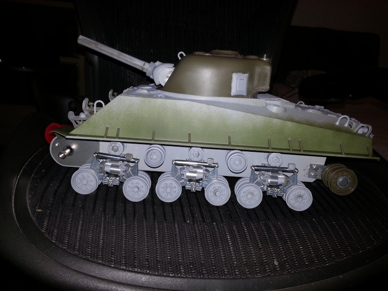 M4 sherman 105mm Howitzer di snake by frogolino 2013-186
