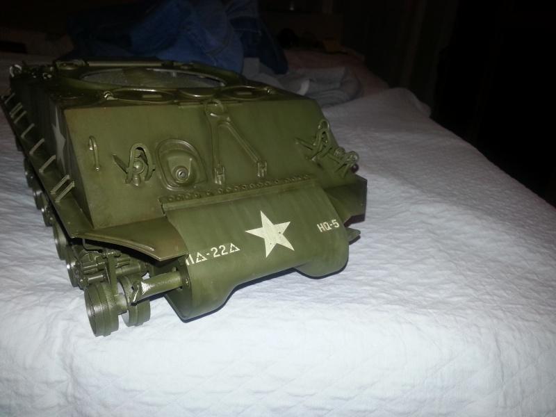 M4 sherman 105mm Howitzer di snake by frogolino 2013-188