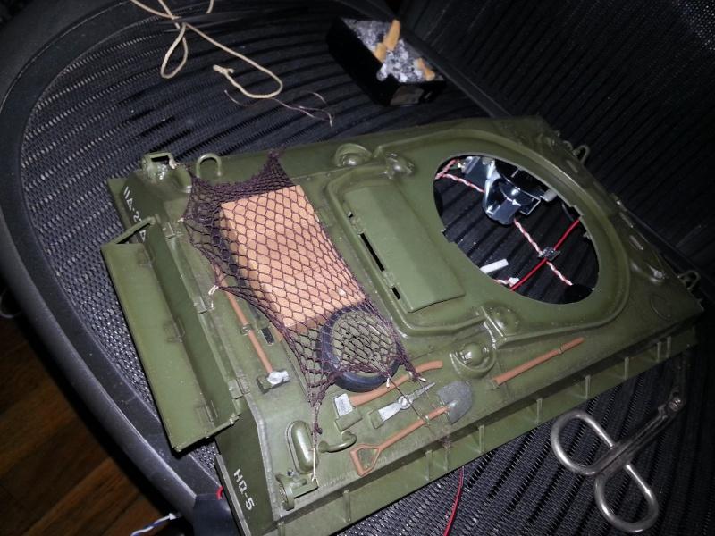 M4 sherman 105mm Howitzer di snake by frogolino 2013-191