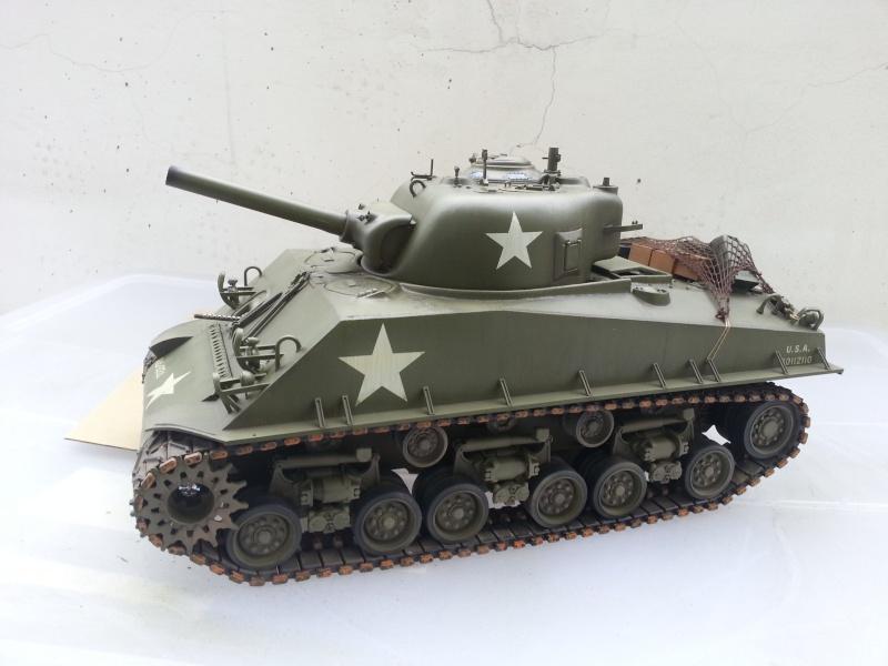 M4 sherman 105mm Howitzer di snake by frogolino 2013-192