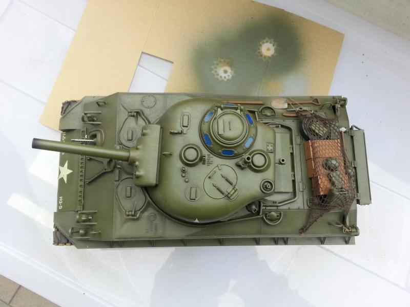 M4 sherman 105mm Howitzer di snake by frogolino 2013-195