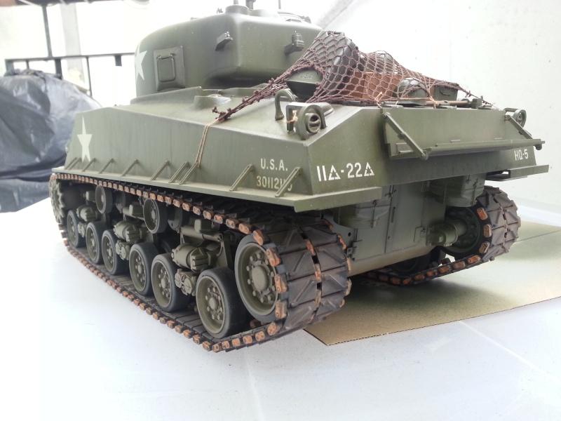 M4 sherman 105mm Howitzer di snake by frogolino 2013-196