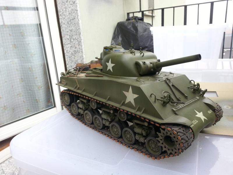 M4 sherman 105mm Howitzer di snake by frogolino 2013-197