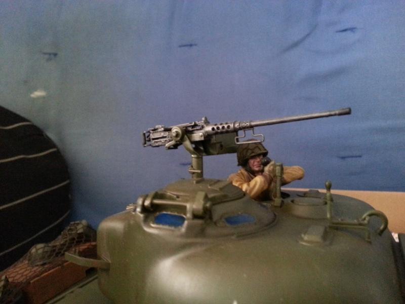 M4 sherman 105mm Howitzer di snake by frogolino 2013-198