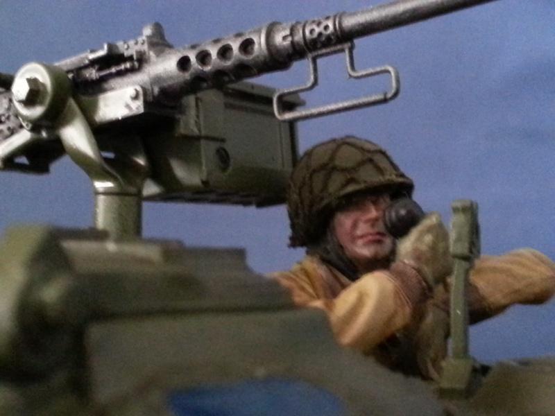 M4 sherman 105mm Howitzer di snake by frogolino 2013-199