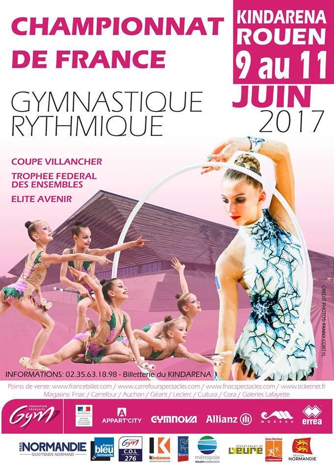 Championnat de France Ens Trophée, Villancher, Avenir 2017 à Rouen - Page 2 17361810
