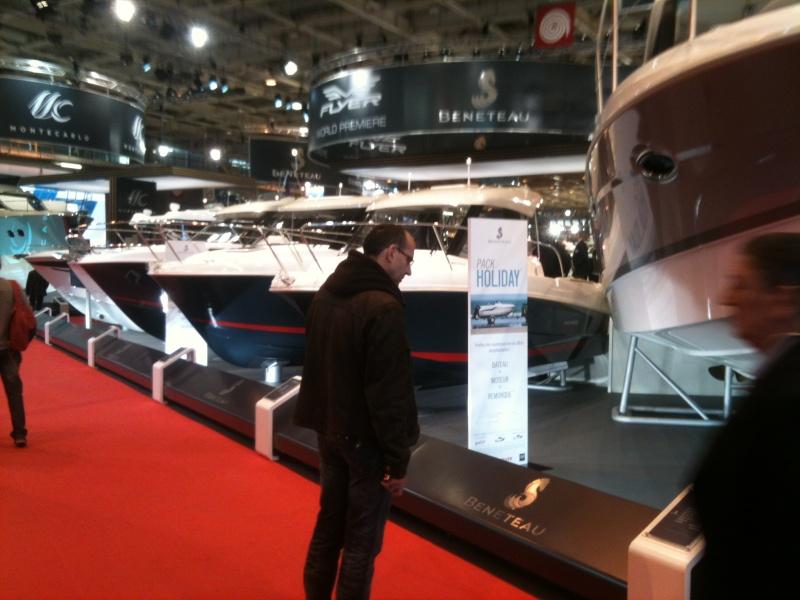 Le salon du bateau Paris : le NAUTIC 2013 !!! Img_0116