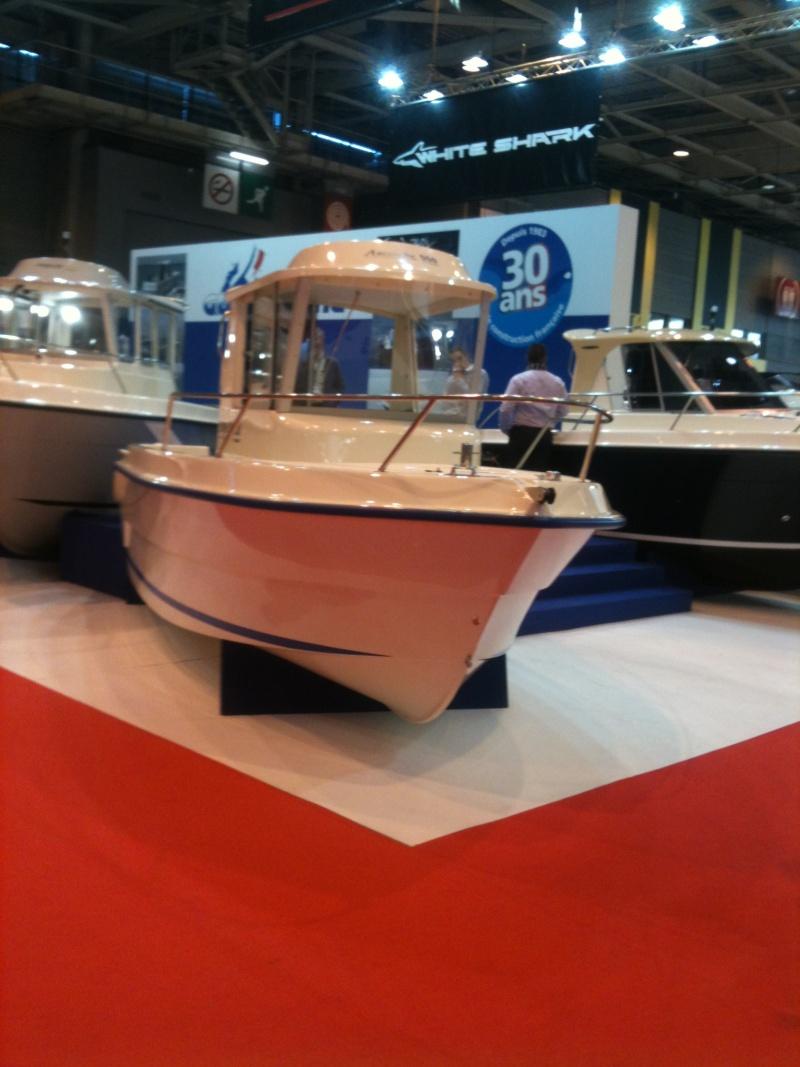 Le salon du bateau Paris : le NAUTIC 2013 !!! Img_0124