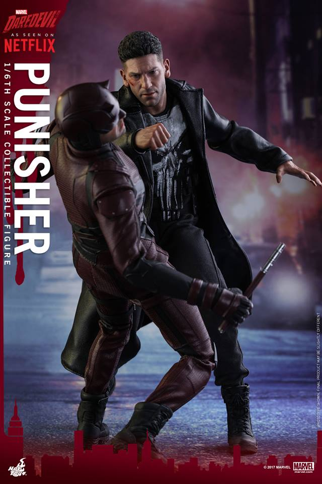 DAREDEVIL - THE PUNISHER 16997910
